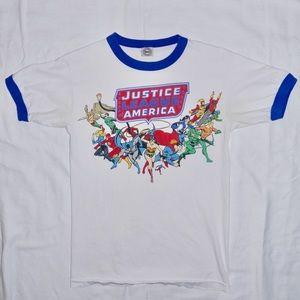 Vintage Justice League America Tee